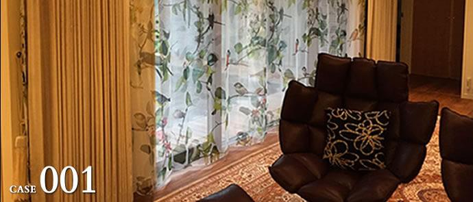 シンプルモダンの開放的で明るい家